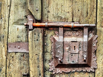 Vintage Lock Royalty Free Stock Image