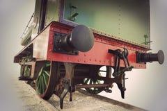 Vintage locomotive Royalty Free Stock Photo