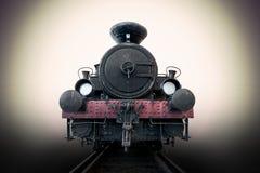 Vintage locomotive Stock Photography