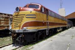 Vintage Locomotive Stock Images