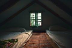 Vintage Loft Room Royalty Free Stock Image