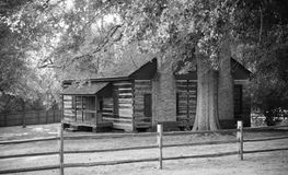 Vintage Log Cabin Stock Images