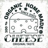 Vintage emblem design Stock Images