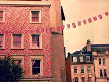 Vintage London. Taken in Carnaby Street, london Royalty Free Stock Photos