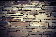 Vintage look of stone texture Royalty Free Stock Images