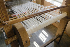 Vintage loom Royalty Free Stock Photography
