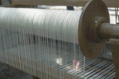 Vintage loom Royalty Free Stock Image