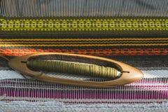 Vintage loom Royalty Free Stock Photos