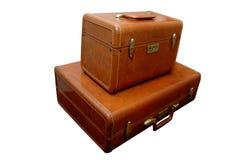 Free Vintage Luggage Royalty Free Stock Photos - 1488068