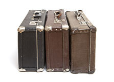 Vintage luggage Stock Photo