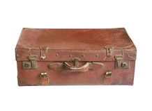 Vintage luggage Stock Image