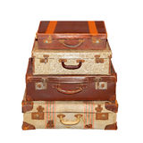 Vintage luggage Royalty Free Stock Photos