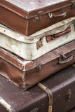 Vintage Luggage Stock Photography