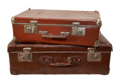 Vintage luggages Royalty Free Stock Image