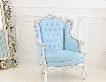 vintage luxury armchair royalty free stock image