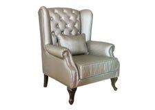Vintage luxury armchair Stock Image