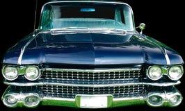 Vintage Luxury Automobile Stock Photo