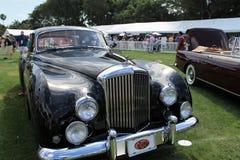 Vintage luxury car Stock Images