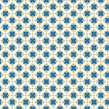 Vintage luxury flowers seamless pattern background. Retro wallpaper vector flower texture Stock Photo