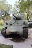 Vintage M4A3 Sherman Tank fotos de stock royalty free