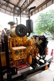 Vintage machine engine Stock Images
