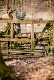 Vintage machine equipment Royalty Free Stock Images