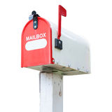 Vintage mail box Royalty Free Stock Images