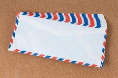 Vintage mail envelopes Royalty Free Stock Images