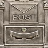 Vintage Mailbox Stock Images