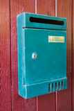 Vintage mailbox Royalty Free Stock Photography