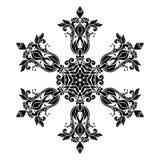 Vintage Mandala Design en el fondo blanco libre illustration