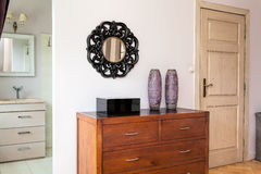 Vintage mansion - chest of drawers Royalty Free Stock Image