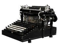 Vintage manual typewriter Stock Photo