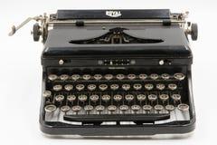 Vintage Manual Typewriter Royalty Free Stock Image