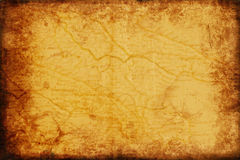 Vintage map Royalty Free Stock Photography