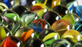 Vintage Marbles Royalty Free Stock Photo