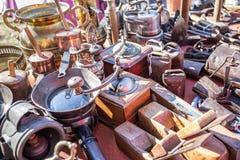 Vintage market Royalty Free Stock Photo