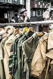 Vintage market in Notting Hill Stock Images