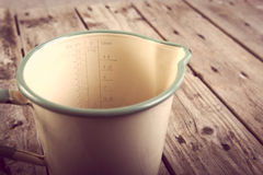 Vintage Measuring Jug Filtered Stock Photos