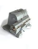 Vintage mechanical arithmometer Royalty Free Stock Photos