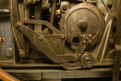 Vintage mechanism Stock Photos