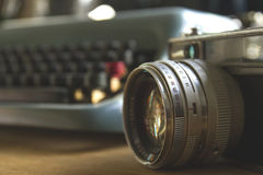 Vintage media Royalty Free Stock Images