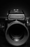 Vintage Medium format camera Royalty Free Stock Photos