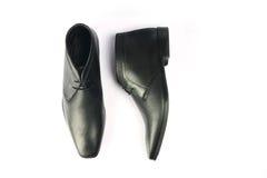 Vintage Men`s Shoe Stock Photos
