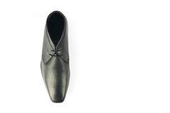 Vintage Men`s Shoe Stock Photo