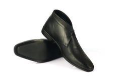 Vintage Men`s Shoe Royalty Free Stock Photo