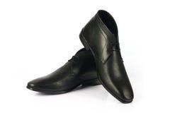 Vintage Men`s Shoe Stock Image