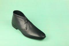 Vintage Men`s Shoe Royalty Free Stock Image