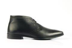 Vintage Men`s Shoe Stock Photography