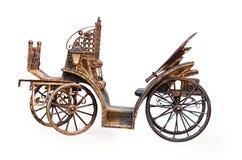 Vintage metal carriage Stock Photo